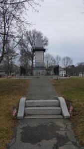The Revolutionary Monument, 1779